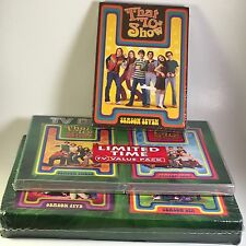 new rare: THAT 70'S SHOW TV SEASONS 3-7 (DVD)