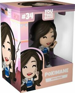Youtooz Figure Pokimane #34 (Sold Out)