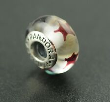 Originales Elementos PANDORA Amuleto 790903 Cristal de Murano: NUEVO