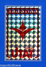 CALCIATORI PANINI 1985-86 - Figurina-Sticker n. 525 - TRIESTINA SCUDETTO -Rec