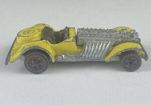 1970 Hot Wheels Redline Yellow Sweet 16