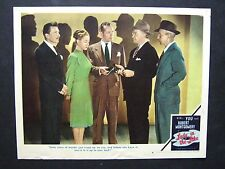 LADY IN THE LAKE '47 ROBERT MONTGOMERY WITH CAST FILM NOIR BEST CARD IN THE SET