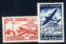 FEZZAN 1948 Yvert PA 4-5 ** POSTFRISCH TADELLOS SATZ (F3622
