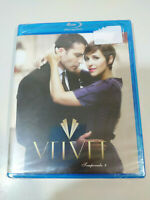 Velvet Stagione 4 Paula Echevarria MIGUEL Angel SILVESTRE 3 X Blu-Ray - 3T