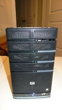 Used Hp Gg795Aa Ex470 MediaSmart Server - Ok Condition - With Hd