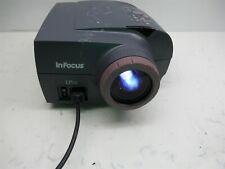 InFocus LP735 Digital Projector 239 Lamp Hours LCD