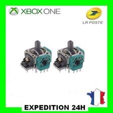 2 Boutons manette xbox one joystick 3d joystick analog 3d Top pro vendeur GZ