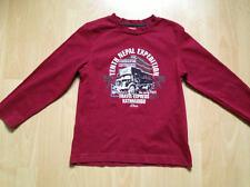 s.Oliver Shirt 116/122 Langarmshirt rot