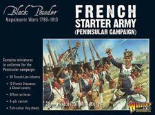 French Napoleonic Starter Army (peninsular) Warlord Games Black Powder