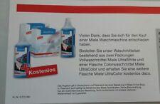 Miele Waschmittel Gutschein im Wert von 11,95 Euro