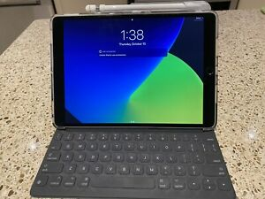 Apple iPad Pro 1st Gen. 256GB, Wi-Fi, 10.5 in - Space Gray (CA) Bundle