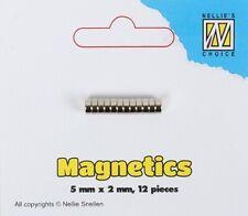 Mini Magnete - Magnetics Karten-verschluss von Nellie´s Choice (STBM002)