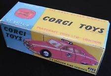 Corgi Vintage Manufacture Diecast Cars