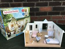 Sylvanian families Doctor Cottage Hospital with Dr Figure Calico Critters Boxed