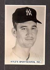 Steve Hamilton NEW YORK YANKEES  UNSIGNED 3-1/8 x 4-5/8  ORIGINAL STAFF PHOTO #5