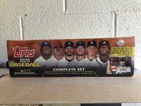 2020 Topps Baseball Complete Set Sealed Retail Factory Box (Orange Box) Target