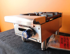 New Imperial Heavy Duty 1 Burner Natural Gas Hot Plate!