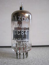 PCC84/7AN7 Double Triode Valve/Tube BY MULLARD (tests bon) pour VHF utilisation