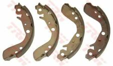 TRW GS8717 BRAKE SHOE SET Rear