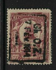 HAITI, 1914, Overprint on 50 Cent Definitive, Sg 180, Mounted Mint.