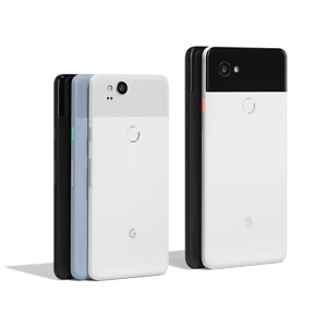 Google Pixel 2 / 2XL  & Pixel 3 / 3A / 3XL (64GB) UNLOCKED GSM Black Grade A/ B