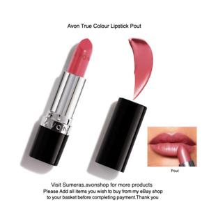 Avon True Colour Lipstick Full Size ~ Shade - Pout ~ Free P&P~ Sale PRICE! £3.25