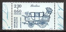France - 1987 Stamp Day / Coach - Mi. 2600C (booklet stamp) MNH