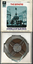 2 Spur Tonband Reel to Reel : The Seekers - A world of our own (Vintage Folk)