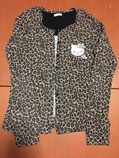 HELLO KITTY magliettina Leopardata Taglia S