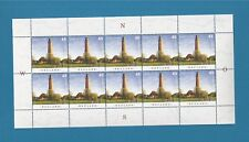 BRD / BUND  Nr. 2555 , Leuchtturm Neuland ,  kompletter  Zehnerbogen  ** !!