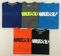 Men's Nike Golf Tour Performance Dri-Fit SLIM FIT T-Shirts