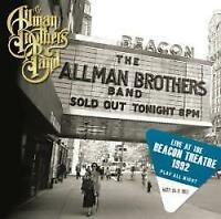 The Allman Brothers Band - Play All Night: Live At The Beacon Theatre  (NEW 2CD)