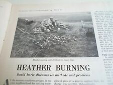 Shooting Times And Country Magazine 8th March 1963 + Illustrated + Nostalgic