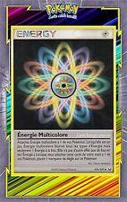 Energie Multicolore - Platine - 121/127 - Carte Pokemon Neuve Française