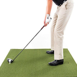 Home Range Practice Residential Golf Mat Aid On Foam 34In by 60In