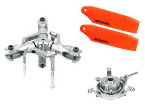 Microheli CNC Triple Blade Conversion set - BLADE 450X / 330X / 330S