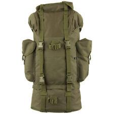 BRANDIT BW ARMY COMBAT BACKPACK TACTICAL MILITARY PATROL NYLON RUCKSACK OLIVE