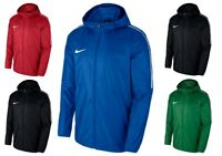 Nike Kids Boys Junior Park Rain Jacket Waterproof Windproof Windbreaker