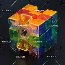 Speed MoYu Ao Long Ice Crystal 3x3x3 Magic Cube Aolong 57mm Turbo Version
