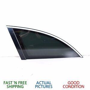 2006 - 2010 MERCEDES-BENZ R500 W154 REAR LEFT DRIVER SIDE VENT WINDOW - OEM
