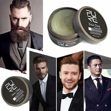 Men Hair Oil Wax Hair Styling Gel Retro Modeling Bright Strong Hold Firm Pomade