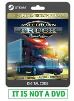 American Truck Simulator Gold Edition Steam PC Global Digital Key