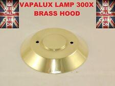 VAPALUX LAMP 300X BRASS HOOD PARAFFIN LAMP PARTS KEROSENE LAMP SPARES