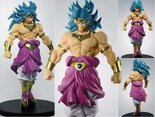 Collections Anime Figure Toy Dragon Ball Z Broly Figurine Statues 19cm