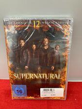 DVD Supernatural Staffel 12 NEU + OVP