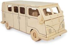 Camper Van     QUAY Woodcraft Construction Kit FSC