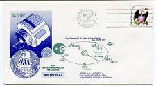 1977 Meteosat ESA Meteorological Satellite Cape Canaveral Japanese USSR NASA USA