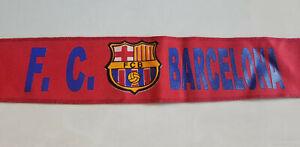 VINCHA DE F.C. BARCELONA 73 CMS DE LARGO Y 8 CMS DE ALTO