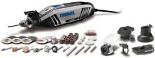 Rotary Tool Kit Dremel 4300 Series 1.8 Amp 35000 RPM Corded Light Variable Speed