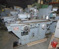 Brown Amp Sharpe 1024u Cylindrical Universal Grinder Inv15732